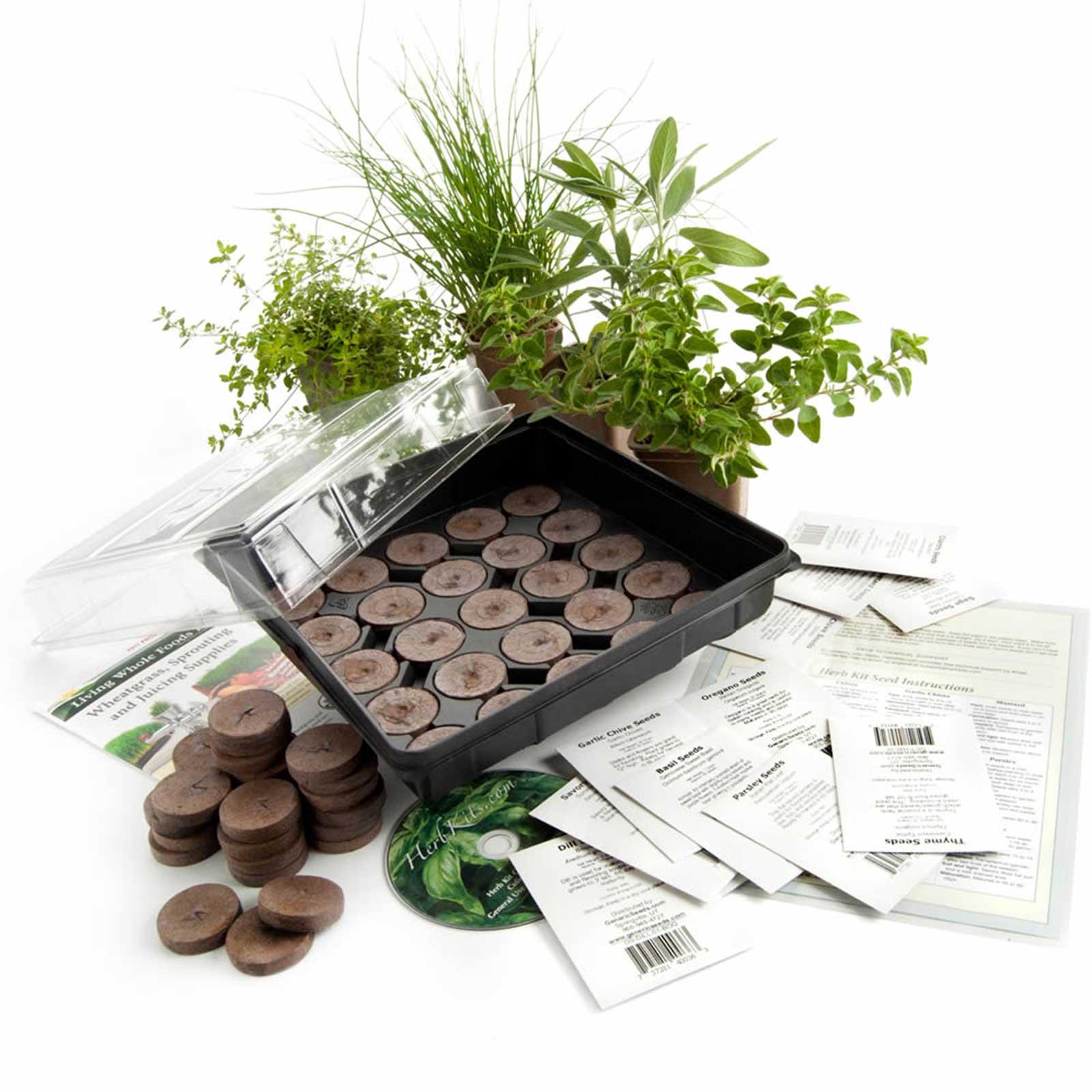 Cooking Herb Starter Kit u2013 Rated top